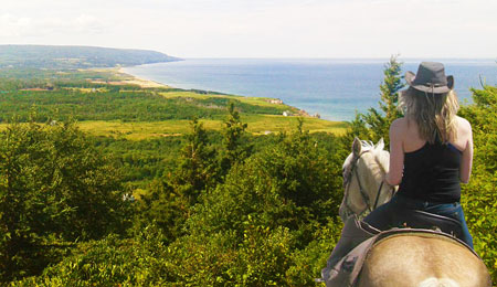 Horseback Riding Cape Breton